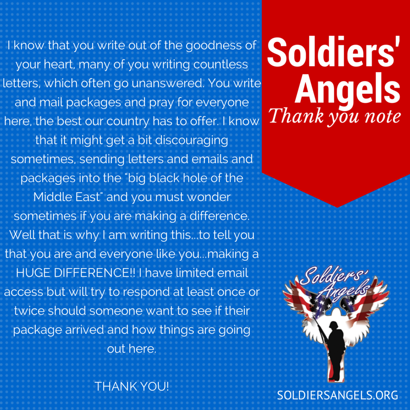 receiving letters means so much to them if youre looking for a way to show appreciation to our troops consider joining our letter writing team