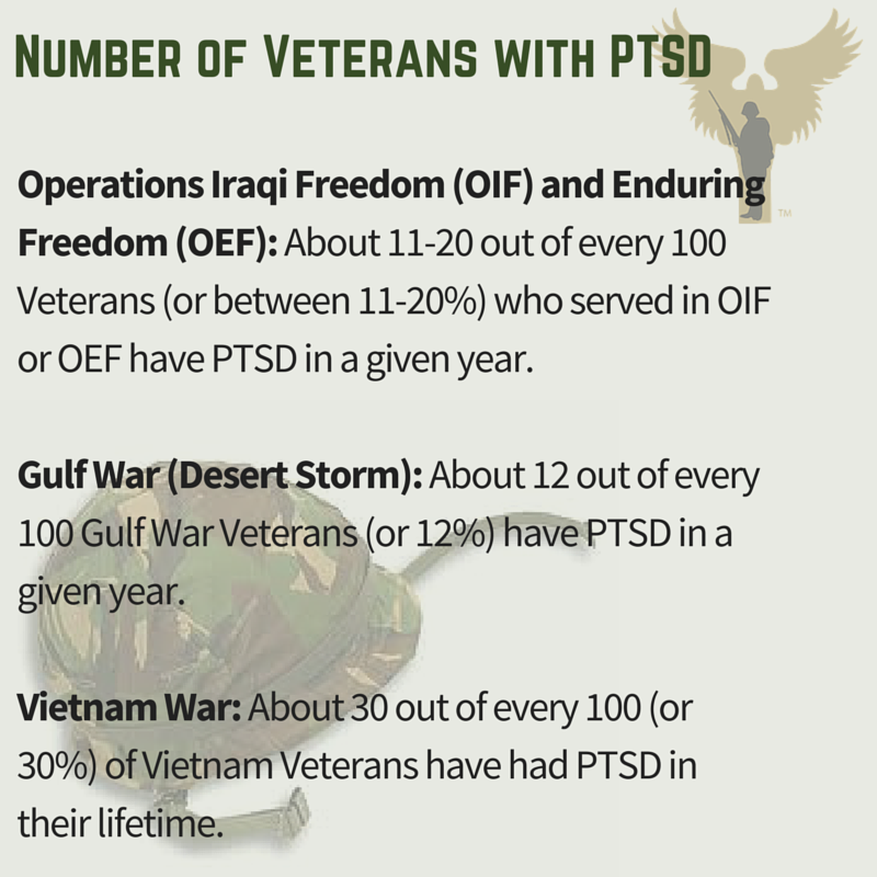 how to help soldiers with ptsd