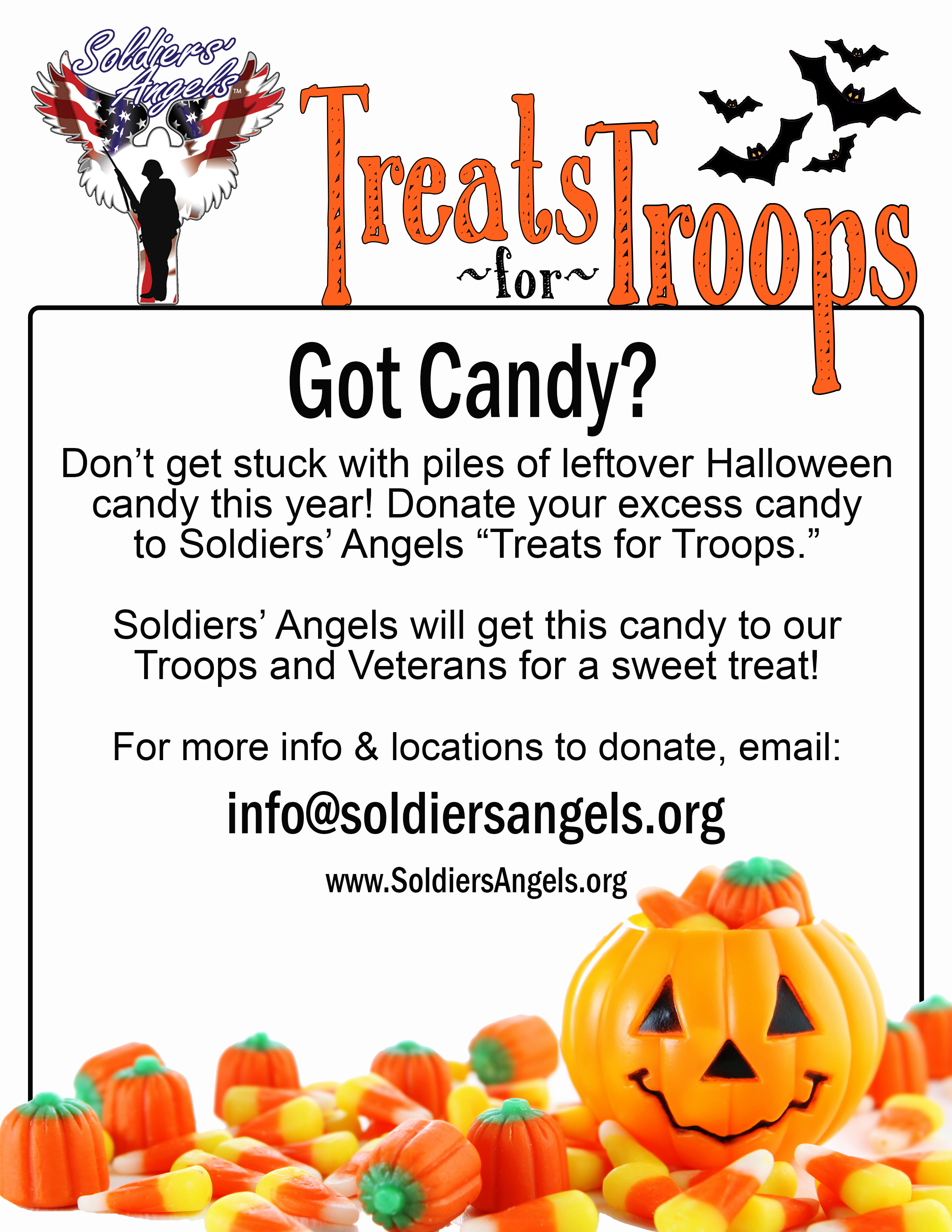 Soldiers\' Angels - Soldiers\' Angels Treats for Troops