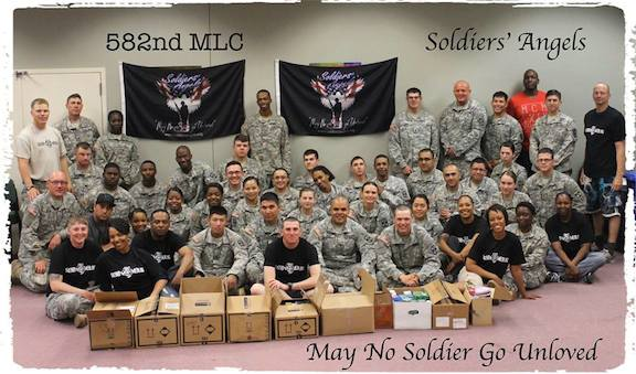 Soldiers\' Angels - Deployed Adoptions Team