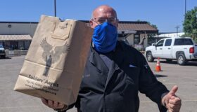 Volunteer to Feed Denver Veterans