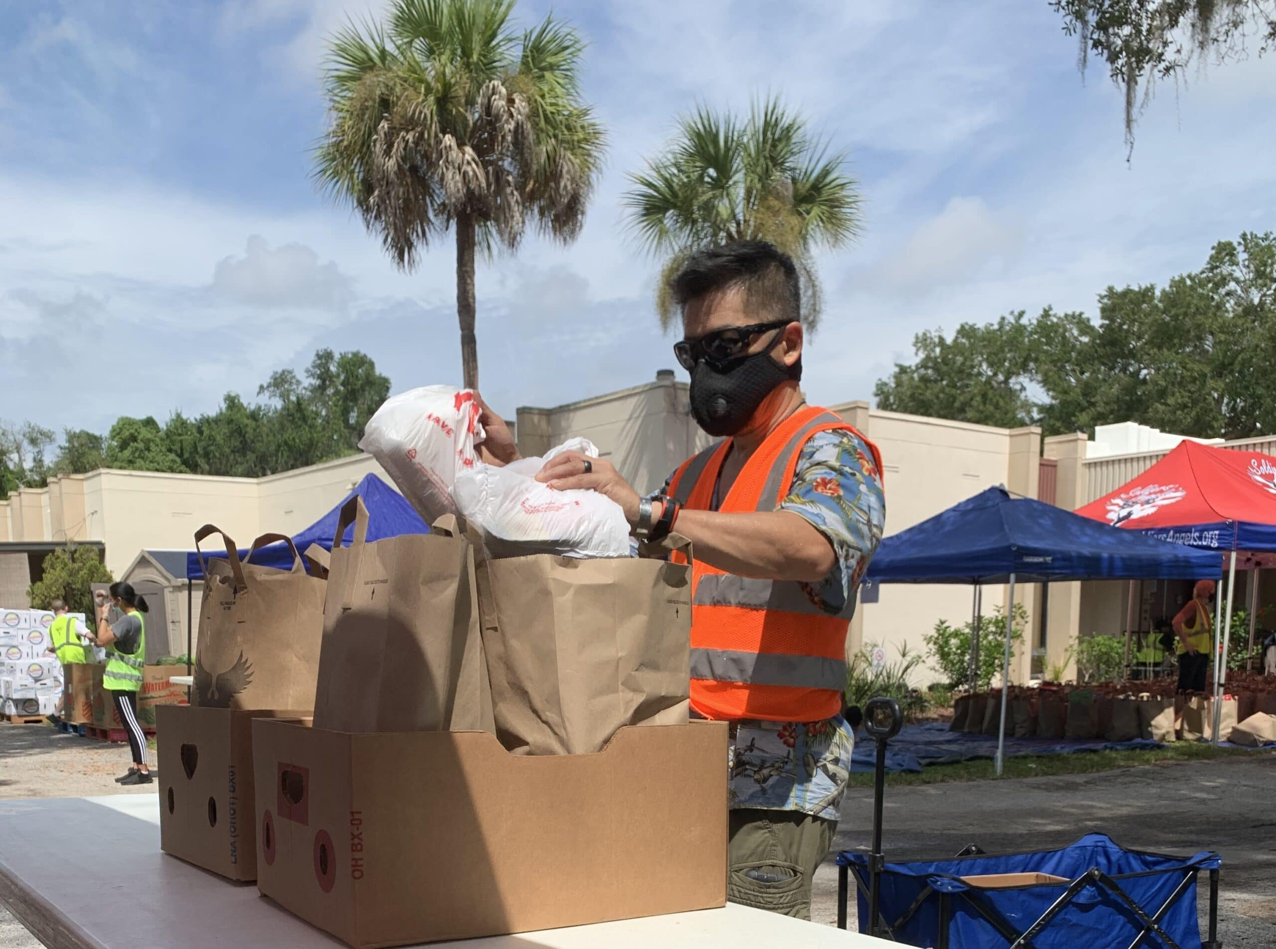 Food Assistance for Veterans in Orlando