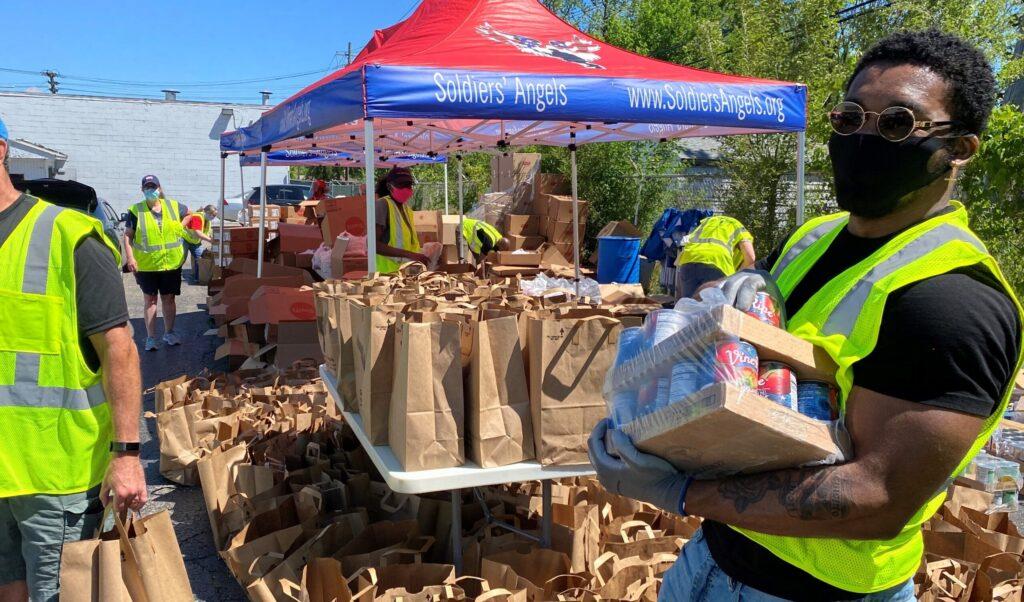 Food Assistance for Detroit veterans
