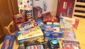 Soldiers Angels Treats for Troops
