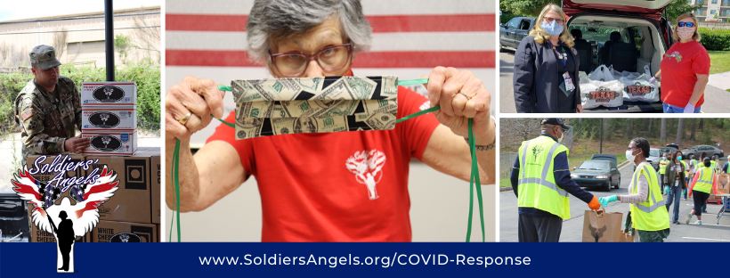 Soldiers' Angels COVID Support and Impact