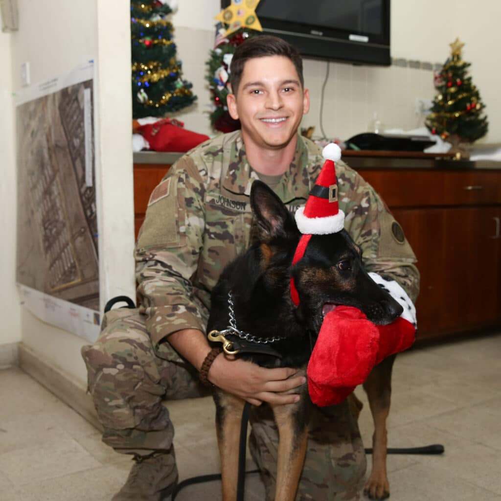 Holiday Stockings for Heroes bring the holiday spirit to all those deployed
