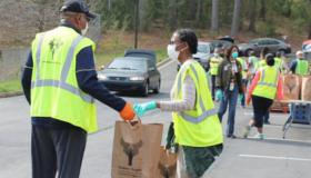 Food Assistance for Veterans in Atlanta
