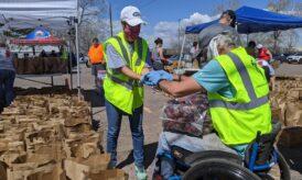 Food assistance for Denver Veterans
