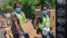 Volunteer to Feed Detroit Veterans