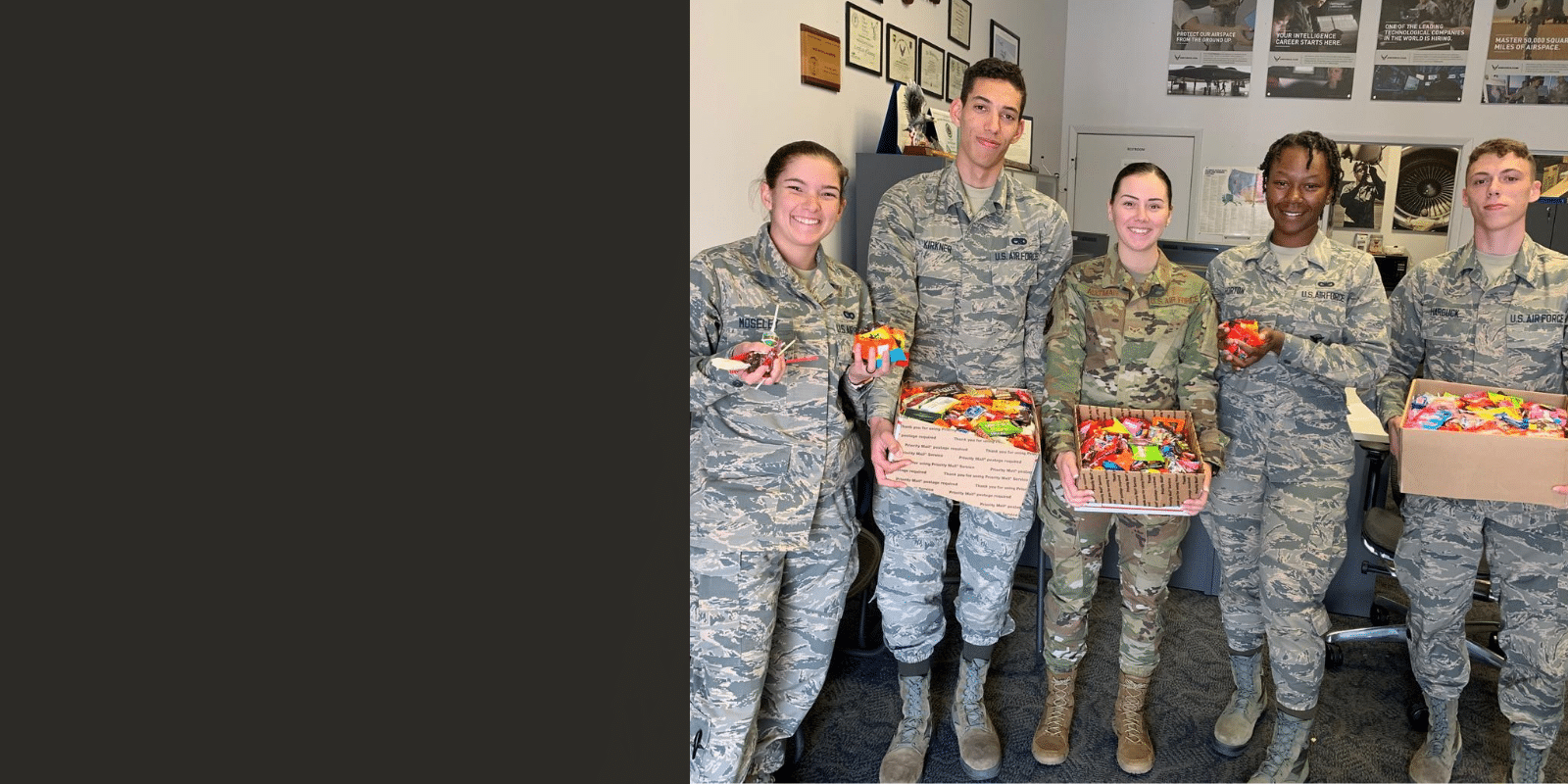 Soldiers' Angels Treats for Troops