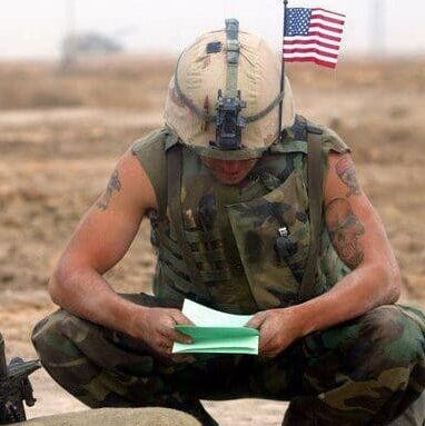 The Letter Writing Team is one of the oldest Soldiers' Angels virtual volunteer team.