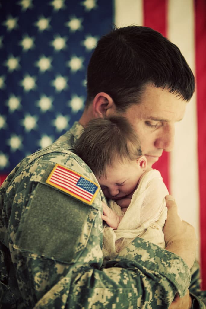 Welcome Military Babies