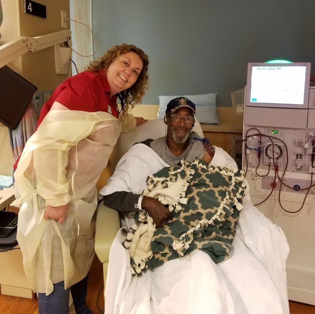 Veteran patient visit pre-COVID