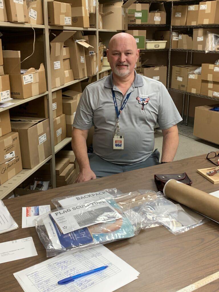 2020 VA Volunteer of the Year, Roger Hull